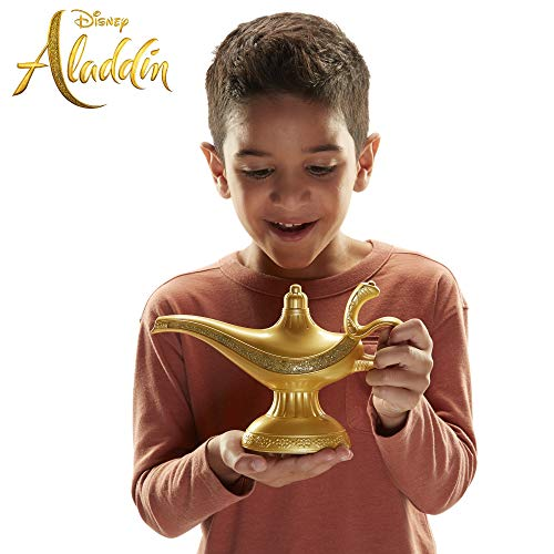 Aladdin Disney Magic Genie Lamp, Lights Up & Shakes!