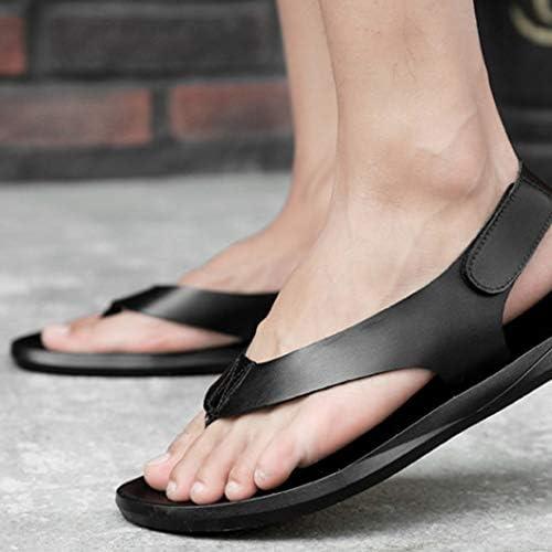 メンズ サンダル スリッパ 2WAY カジュアル オシャレ 夏 革靴 ローマ 滑り止め かっこいい 軽量 バックストラップ オフィス フォーマル トングサンダル 通勤 ビーチサンダル ビーサン 通気性 着脱簡単 リゾート