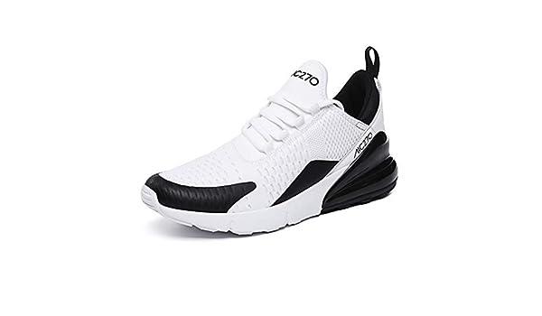 Zapatos para Correr Hombre Aire Libre y Deporte Transpirables Casual Zapatos Gimnasio Sneakers: Amazon.es: Ropa y accesorios