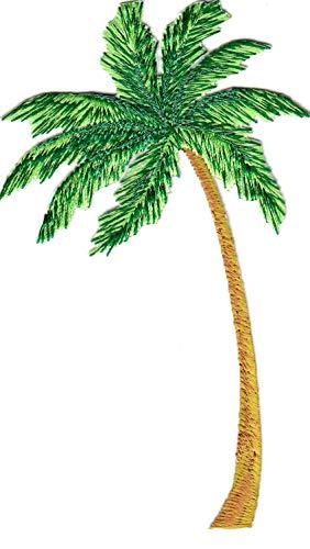 PALM TREE w/METALLIC ACCENTS (4 3/4
