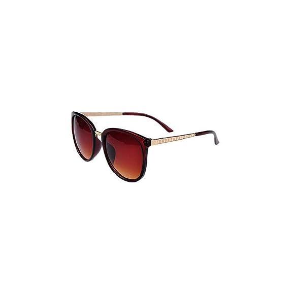 Gafas de sol Hombre y Mujer SHOBDW Gafas Polarizadas Unisexo Gafas De Sol Estilo Aviador Viajes Al Aire Libre Casual Retro Gafas De Sol Con Montura ...