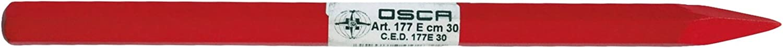 OSCA 12 Round Handle Pointed Brick Chisel OS177E30