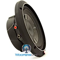 P3SD4-8 - Rockford Fosgate 8 150W RMS Dual 4-Ohm Punch Series Shallow Mount Car Subwoofer
