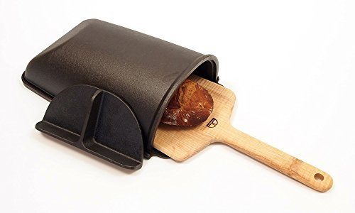 Fourneau Bread Oven – Classic | Dutch Oven / Cloche Style Oven for Making the BEST Homemade Bread …