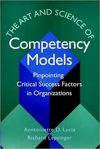 amazon the art and science of competency models pinpointing