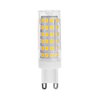 Maíz Bombilla, Everpert E14 G9 Bombilla LED SMD 2835 9W 78LEDs Lámpara de Maíz Proyector