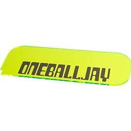 OneBallJay - OBJ - Snowboard Seeker Scraper - Yellow
