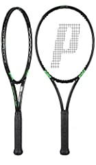 The modern player gets everything they ever wanted in a racquet. The Prince TeXtreme Phantom 100 combines spin and control in a racquet that boasts the thinnest cross-section on the market. Designed in collaboration with Tour professionals, t...