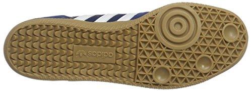 Scarpe Leonero White Blue Skateboard Uomo Adidas Da Blu ftwr mystery qpzPwP5vx