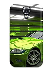 New Design Shatterproof VYhbAmu892xAaPg Case For Galaxy S4 (bmw Car)