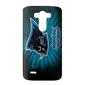 Carolina Panthers 3D Phone Case for LG G3
