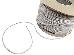 100metros Beige 5mm cable de tuberías