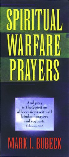 Spiritual Warfare Prayers
