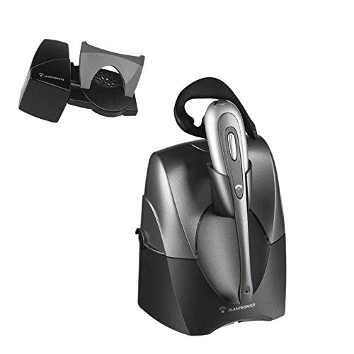 Plantronics CS55 Wireless Office Headset Included Bundle With Lifter (Renewed) by Plantronics