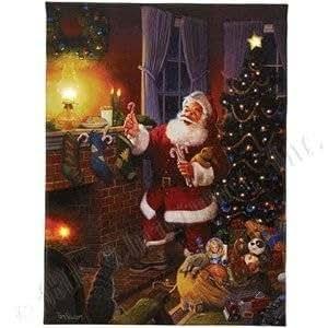 Amazon Com Gold Label Mr Christmas Illuminart 8 Quot X 10