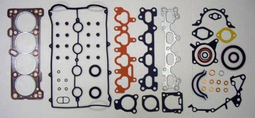 88 - 93 Mazda 323 GT Turbo B6E 1.6L 1597 CC L4 16 V DOHC/8 V sohcb/16 V DOHC Turbo motor completo Junta Kit de repuestos set FelPro: hs9691pt-1/cs9691: ...