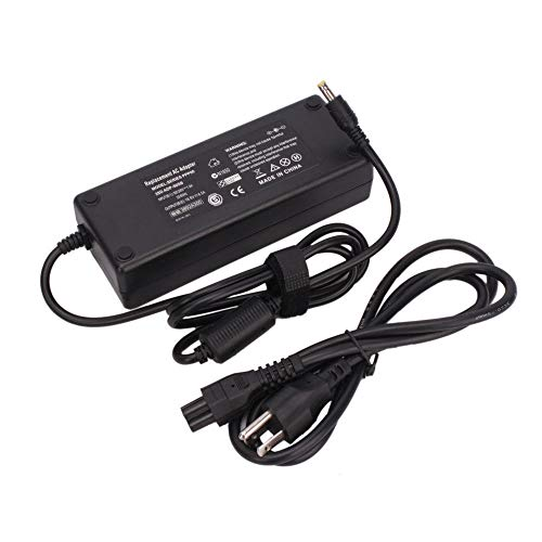 (yan AC Adapter Power for HP Pavilion ZD7000 ZV5000 ZV5160US ZV5470US ZV5120US ZV500 )