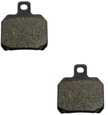 1999-2000 Bombardier Traxter 500 4x4 Rear Brake Pads