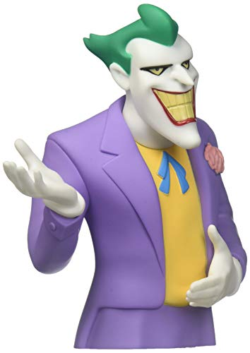 - Batman Animated Series Joker Bust Bank
