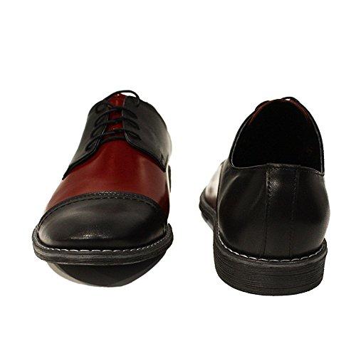 Modelo Maurizio - main en cuir italien Colorful Chaussures uniques Hommes