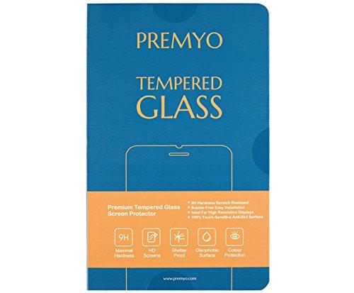 PREMYO cristal templado Xperia Z3. Protector cristal templado Z3 con una dureza de 9H, bordes redondeados a 2,5D… 14