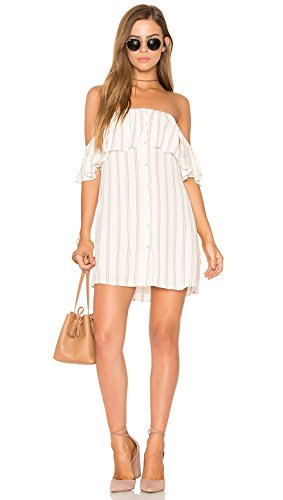 Privacy Please Norval Dress Creme (Medium) by Privacy Please