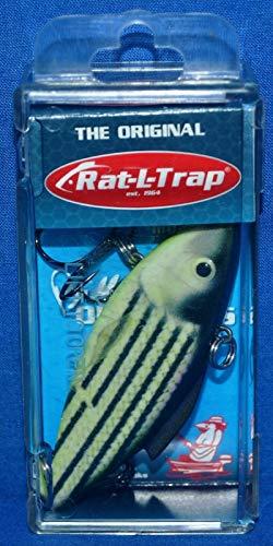 Baits, Lures & Flies Bill Lewis RT258 Rat-L-Trap Supernatural Lipless Crankbait, 3