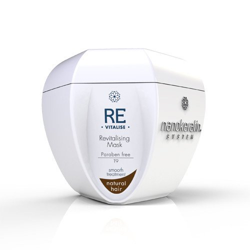 Nanokeratin System REVITALISE - Revitalise Mask for natural / untreated hair, 16 fl oz
