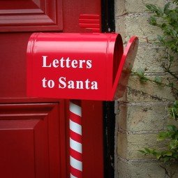 letters to santa mailbox gisela graham santa s post box co uk 23421