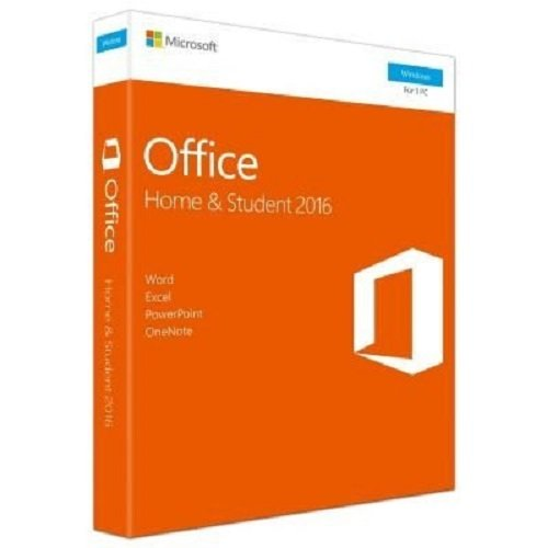 Rask Microsoft Office Home and Student 2016 | PC | Box: Amazon.de: Software LP-62