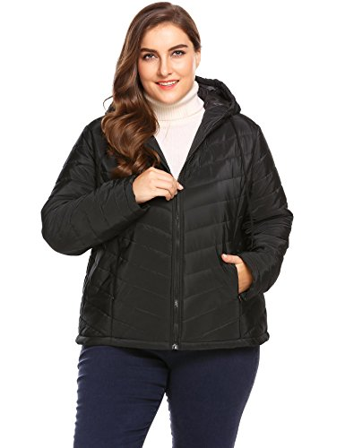 Quilted Down Jacket - 9