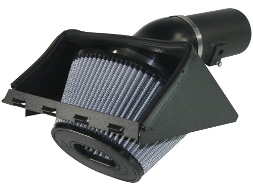 aFe Power Magnum FORCE 51-12061-1 Ford F-150 EcoBoost Performance Cold Air Intake System (Dry, 3-Layer Filter)