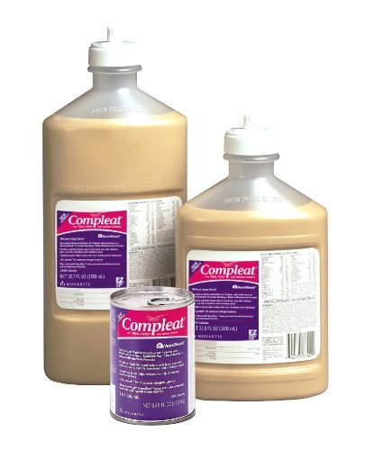 Nestle Compleat Nutritional Supplement ( COMPLEAT ,250ML,...