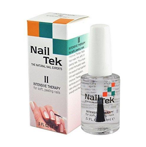 - NailTek II Nail Tek ll Intensive Therapy 0.5 oz, 15ml