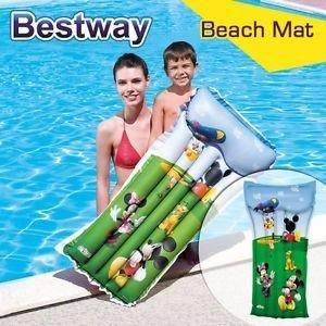 Disney Mickey Mouse Club Beach Mat Raft