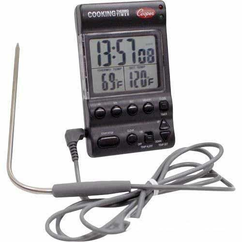cooper-atkins-dtt361-0-8-digital-cooking-thermo-timer-with-alarm-and-thermometer-probe-32-to-392-deg