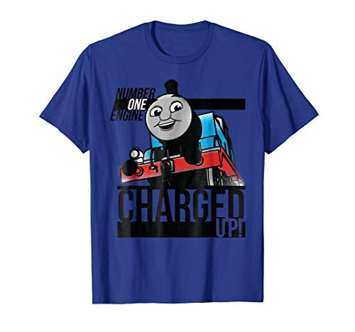 Thomas And T-shirt Friends - Thomas and Friends Charged Up T-shirt