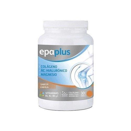 Epaplus Colageno+Hialurónico+Magnesio Vainilla 332 gr. de Peroxidos Farmaceuticos: Amazon.es: Salud y cuidado personal