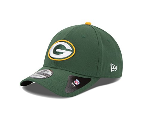 NFL Green Bay Packers Team Classic 39THIRTY Stretch Fit Cap, Small/Medium, ()