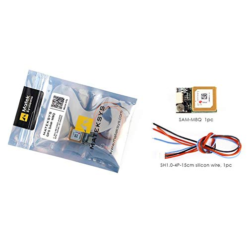Wikiwand Matek Systems Ublox SAM-M8Q GPS Module for RC FPV Racing Drone Qudcopter by Wikiwand (Image #4)