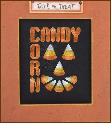 (Candy Corn - Charmed II Cross Stitch Chart and)