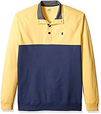 Izod men 39 s big and tall saltwater colorblock for Izod big and tall shirts