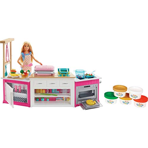 (Barbie Ultimate Kitchen)