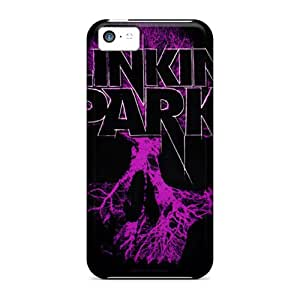 Hot Tpu Cover Case For Iphone/ 5c Case Cover Skin - Linkin Park