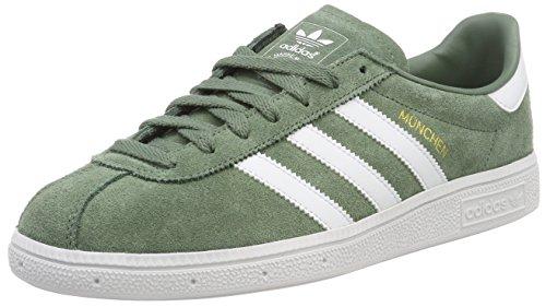 Adidas Pour Chaussures Hommes Vert 000 ball De Ftwbla Dormet vertra München Basket rngxXrq