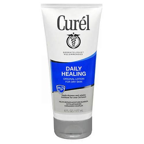 - Curel Daily Moisture Body Lotion, Original Formula - 6 oz - 2 pk
