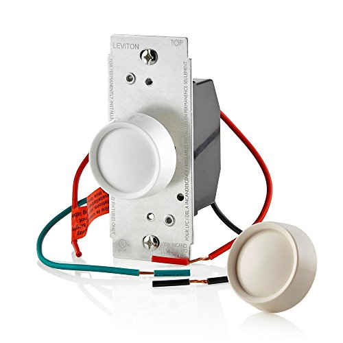 Light Knob Almond (Rotary Dim Univ 1&3 Pole)