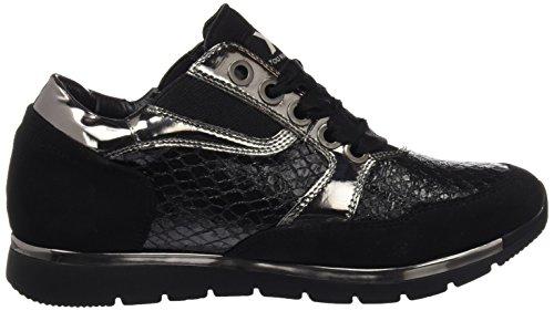 Black 047259 Femme Xti Baskets Noir black XwqOX4Tz0