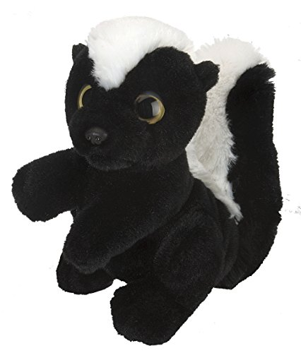 - Wild Republic Skunk Stuffed Animal Plush Toy Wild Watchers 7 Inch