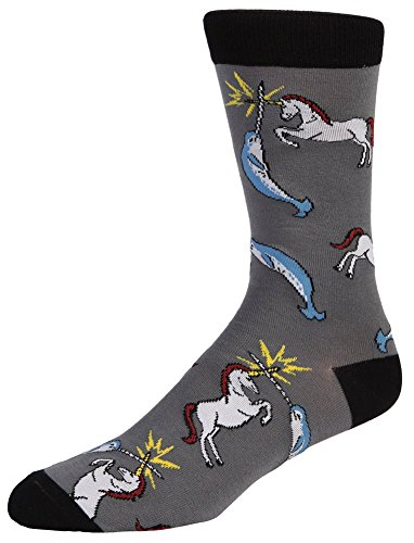 Sock Me Unicorn Narwhal Socks